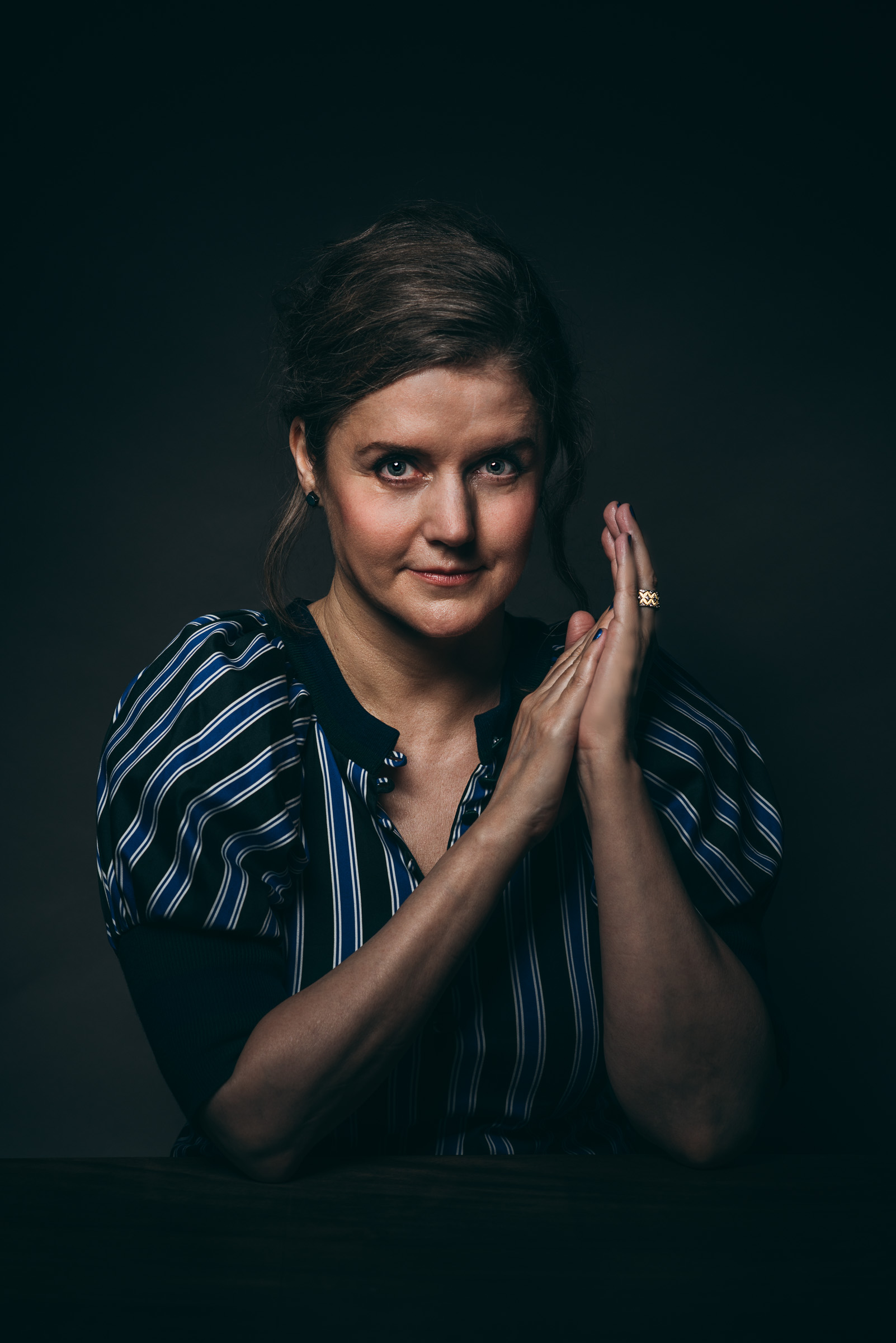 Portrait: Christine McCarey, equal rights advocate, founder of DEI Impact