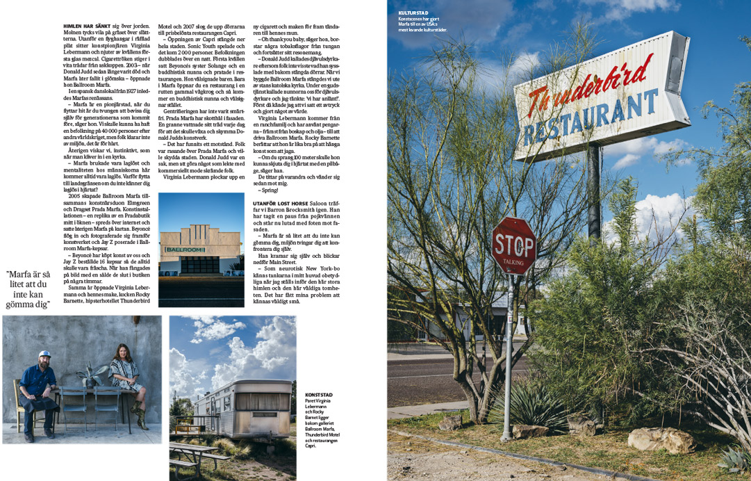 SVD-Magazine Feature - Marfa, West Texas .pdf