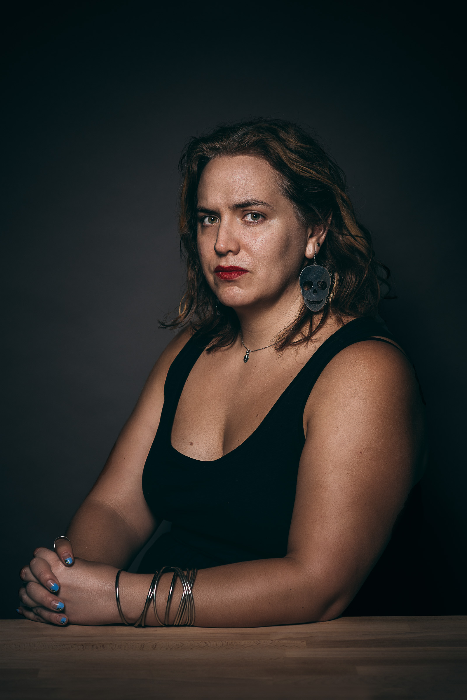Sara Ines Calderon-Corporate Portrait of Gender Equity Activist